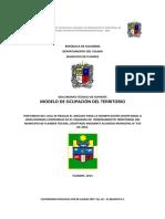 Modificación Excepcional Eot Flandes Documento Técnico_ Modelo de Ocupación Propuesto