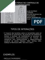 Apresentação Controle de fitonematóides com uso de bactérias