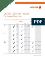 Osram LED Retrofits