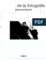 Newhall Beaumont Historia de La Fotografia