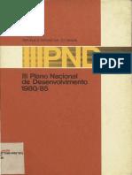 III Plano Nacional de Desenvolvimento 1980-1985_PDF_OCR