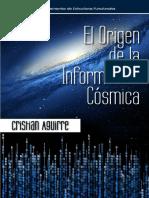 El Origen de La Información Cósmica