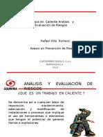 Trabajos en  Caliente  Diapositiva.pptx