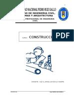 Construccion I