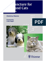 Christina Mater n Acupuncture for Dogs and Cats