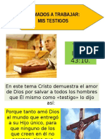 133LLAMADOS A TRABAJAR 1.ppt