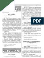 Reglamento Ley 30065 Fortalecimiento Sunarp