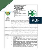 Sop Koordinasi Dan Integrasi Penyelenggaraan Program Dan Penyelenggaraan Pelayanan