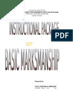 Basic Markmanship