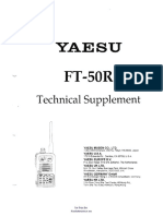 Yaesu Ft 50r Service Manual Ocr