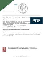 Das - Randeria - Politics of the Urban Poor - 2015