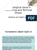 Psychological Issue in Advancing and Terminal Illness.ppt