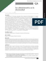 La servidumbre administrativa en la industria de electricidad - Paul Villegas Vega.pdf
