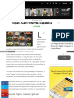 Www Minutoya Com 04-02-2016 Tapas Gastronomia Espanola