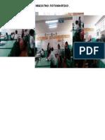 REGISTRO FOTOGRÁFICO Monitoreo 2do Para Informe