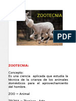 2. Clase - Zootecnia - 2013
