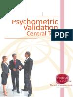 Psychometric