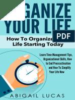 Organize Your Life by Abigail Lucas.epub