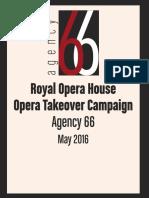Opera Takeover Campaign