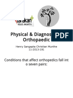 Physical and Diagnostic