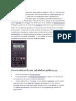 calculadoras reseña