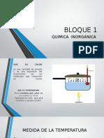 BLOQUE 1 Quimica Inorganica