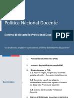 Politica Nacional Docente MINEDUC ColegioProfesores 14-04-15 (VF) (3)