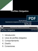 Perfiles Delgados