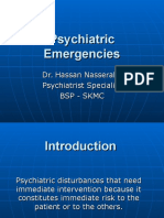 Psychiatric Emergency