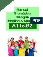Manual Gramática Bilingue Hablo Ingles School