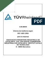ISO 14000 I.F.A