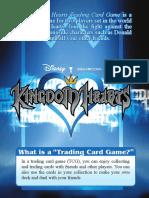 Kingdom Hearts CCG - Rules