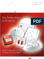 The Aico Fire, Smoke, Heat & Carbon Monoxide Alarms Guide
