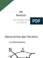 Pr Igri Fenitoin