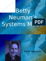 Betty Neuman Final Slides