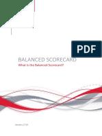 What is a Balanced Scorecard Intrafocus