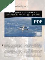 Cartografía y Sistemas de Geodesia Espacial. GPS, GLONASS - Josu Lanzuela