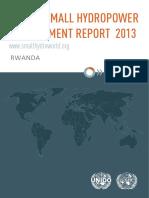 Wshpdr 2013 Rwanda