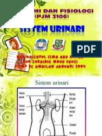 ANATOMI & FISIOLOGI-SISTEM URINARI