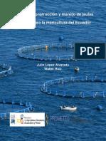 Manual de construcción y manejo de jaulas flotantes para la maricultura del Ecuador
