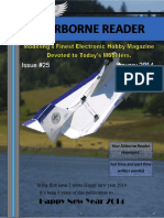 The Airborne Reader Issue 25