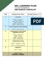 plp assessment checklist 2