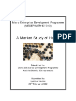 A Market Study for Honey