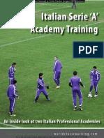 Italians Erie a Academy Training