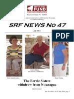 Santa Rosa Newsletter No 47