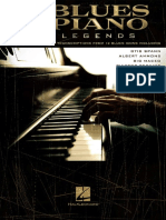Blues Piano Legends - Hal Leonard Corp