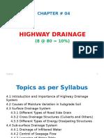 4. Highway Drainage 0734