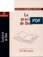 BRYANT, Al. 2004. Bosquejos de Sermones. La Gracia de Dios