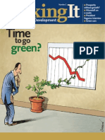 Making It #1 - Time to go green
