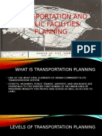 Transpo. Planning